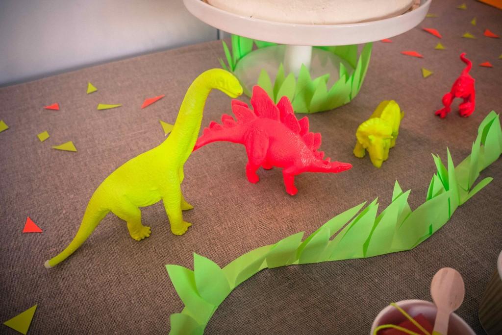dinosaure anniversaire