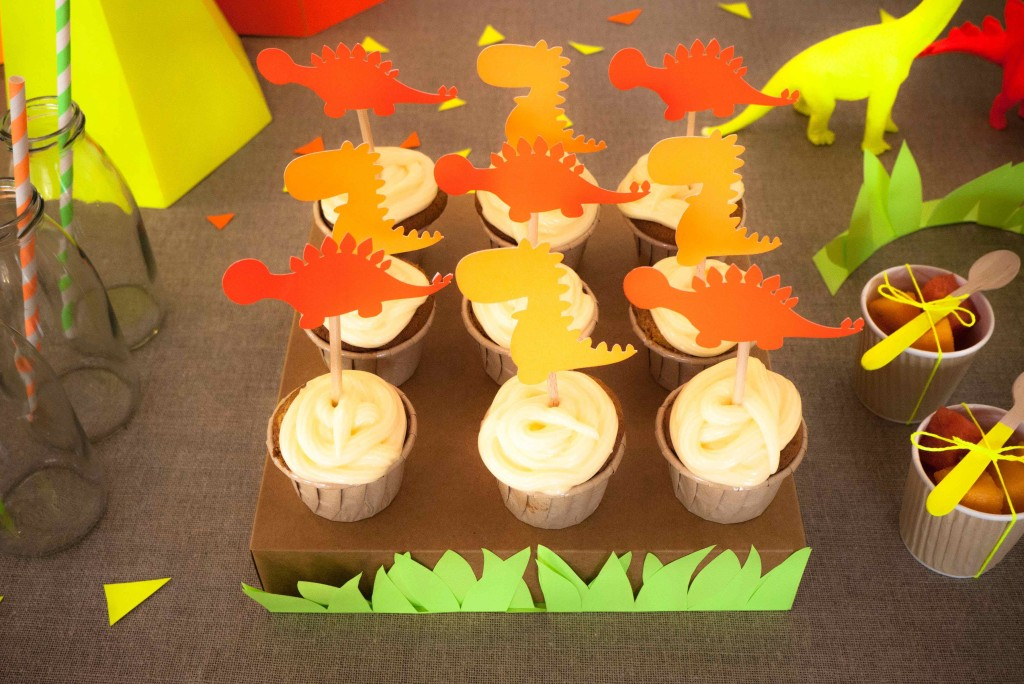 dinosaure toppers