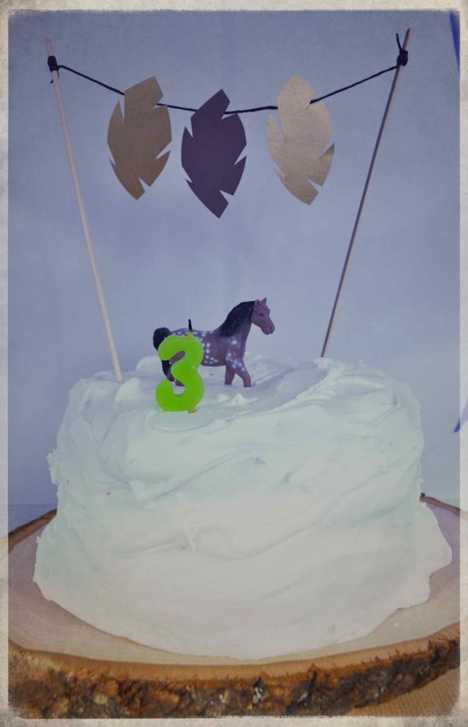 gâteau anniversaire indien