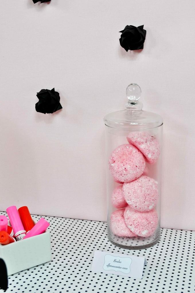 Boules coco bonbons