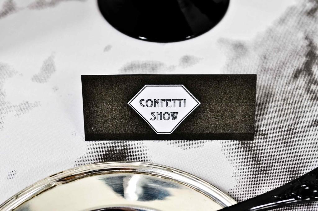 présentoir confettis