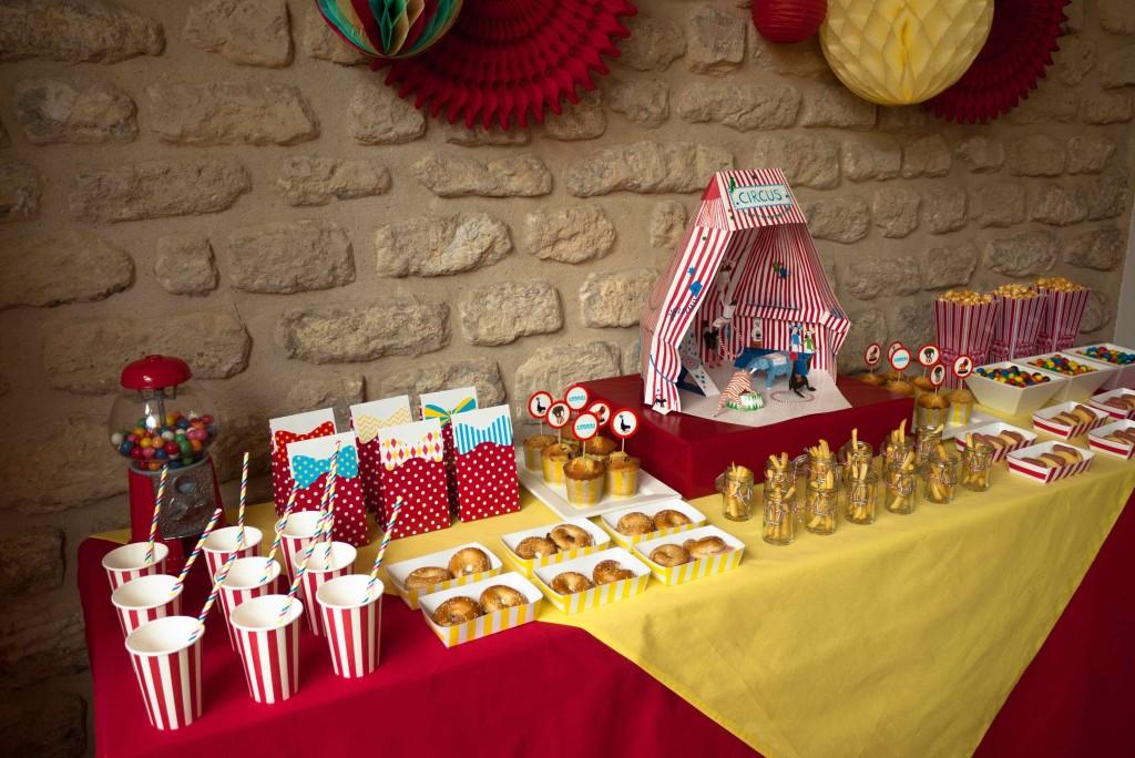 candy bar cirque