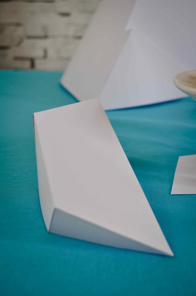 iceberg décoration table