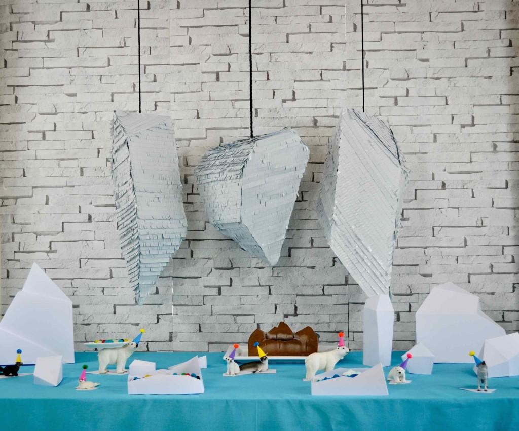 iceberg party anniversaire