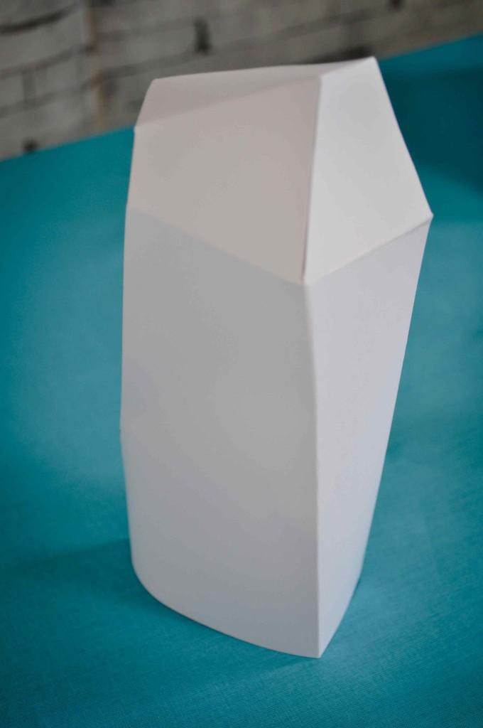 iceberg table décoration