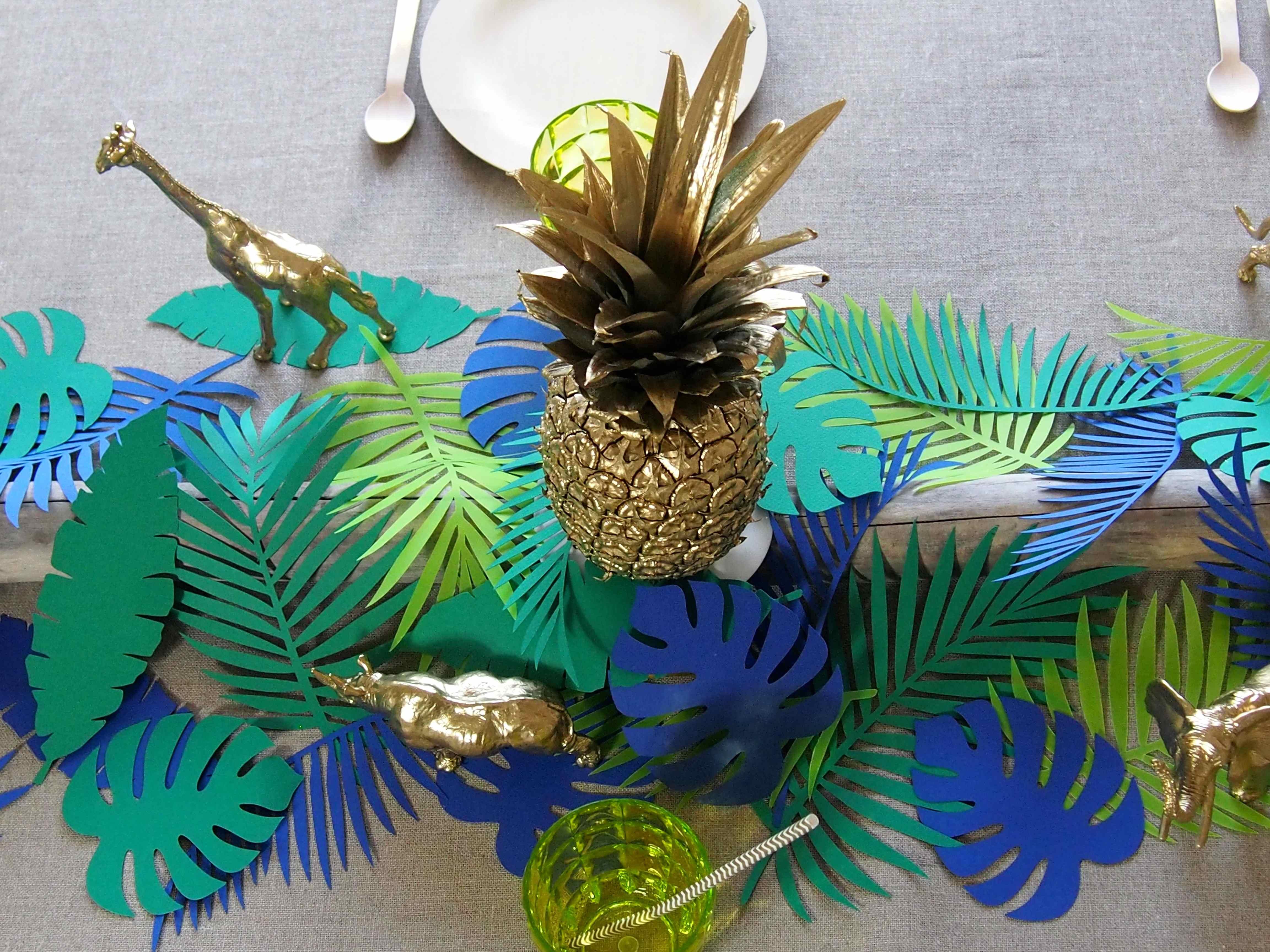 Decoration Table Pour Mes Ans