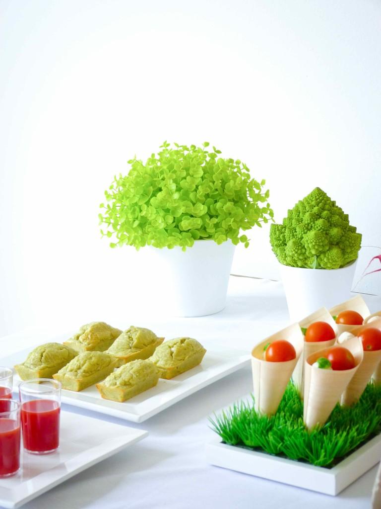 bar à légumes veggie