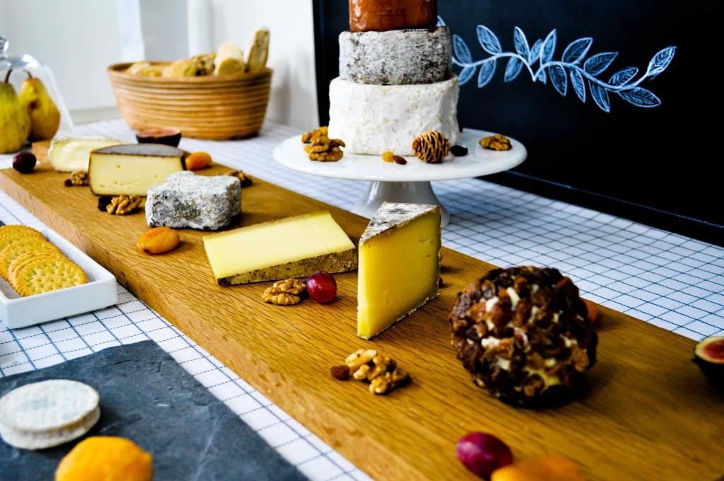 planche à fromages
