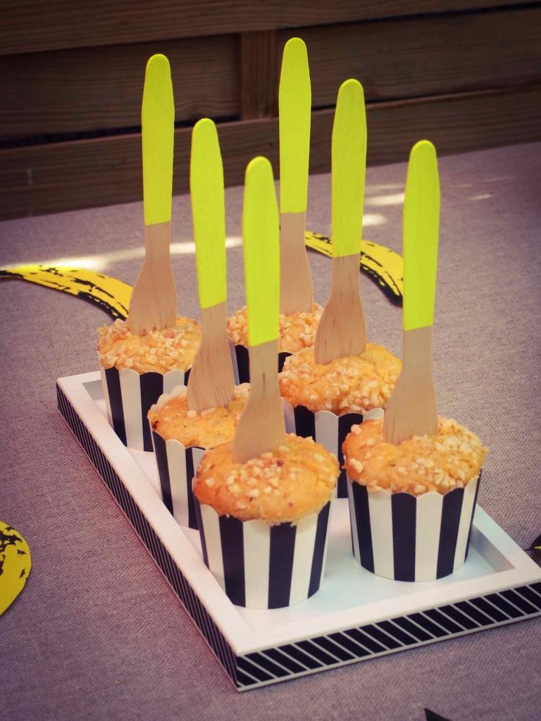 muffins fluo