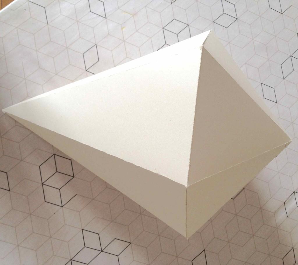 pinata forme géométrique
