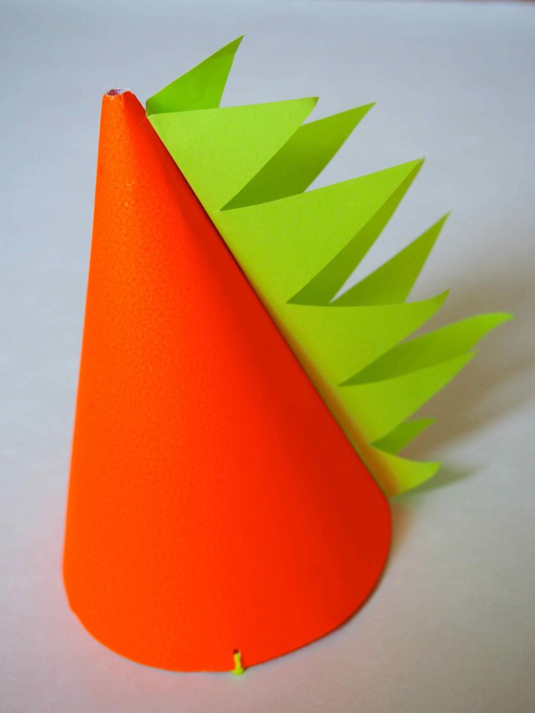 chapeau de dinosaure