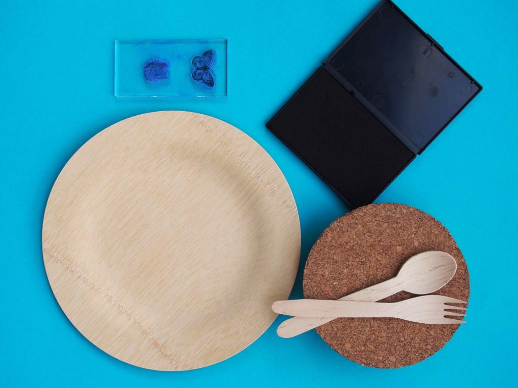 matériel tampon diy