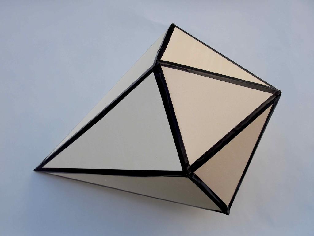 Pinata carton diamant