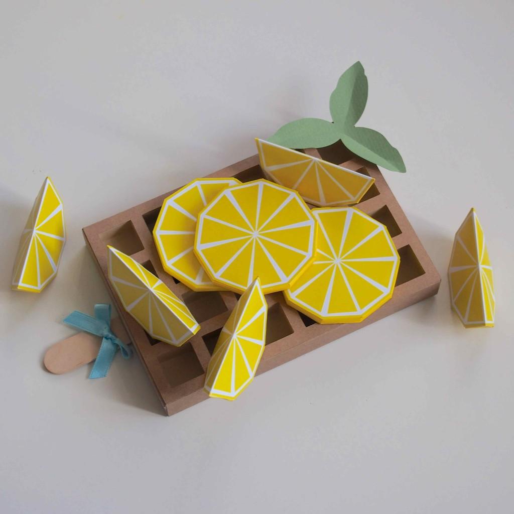 gaufre citron