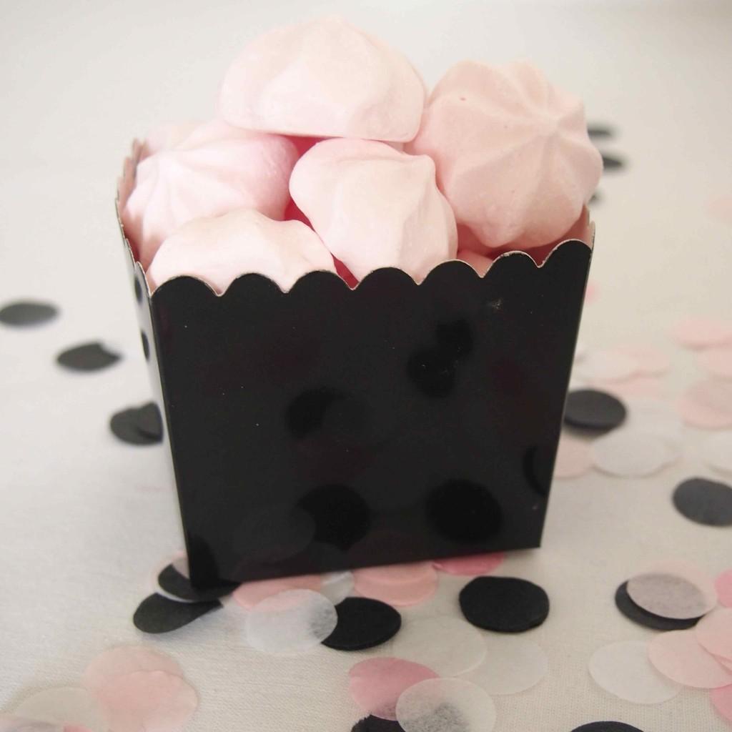 boîtes bonbons noires
