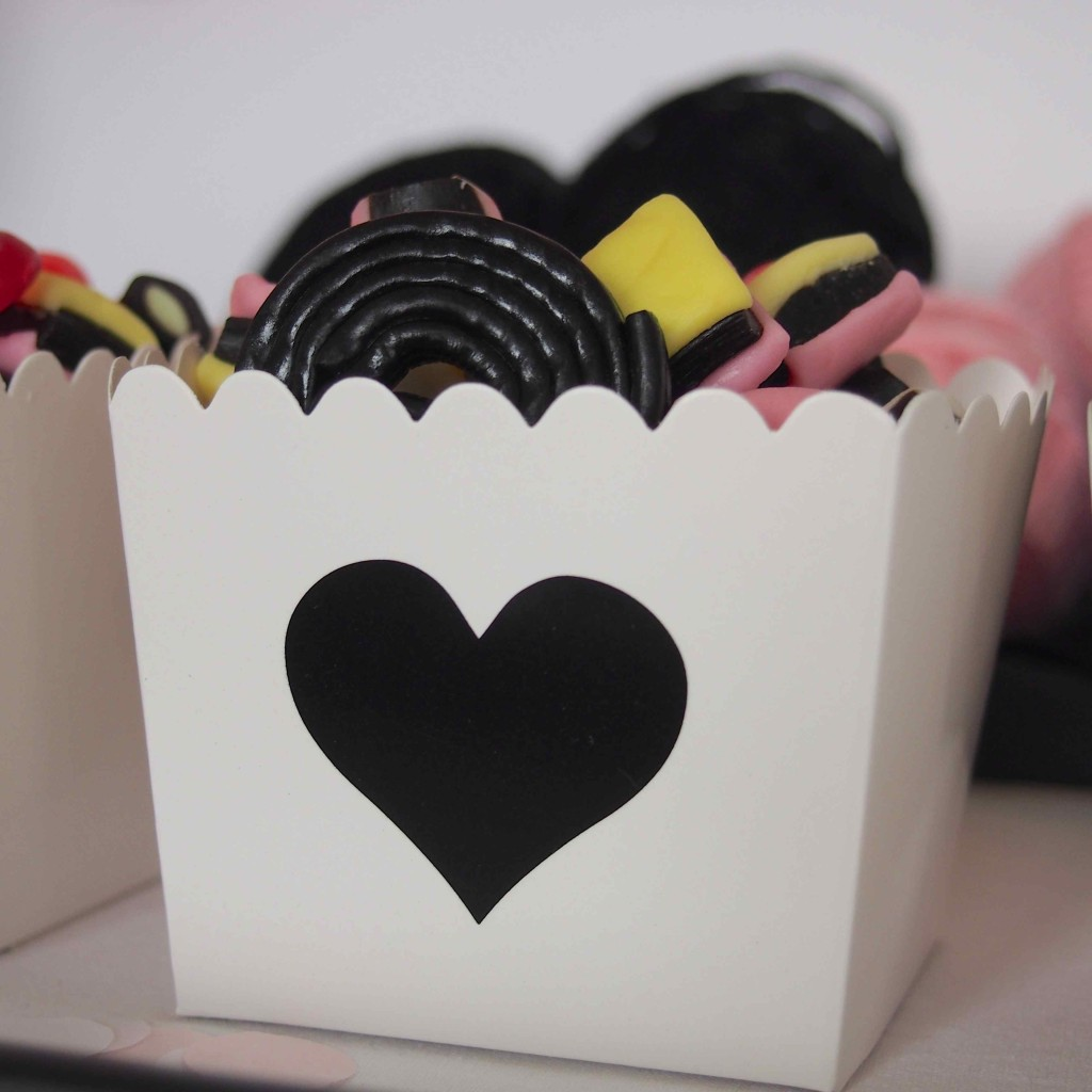 boîtes bonbons coeur