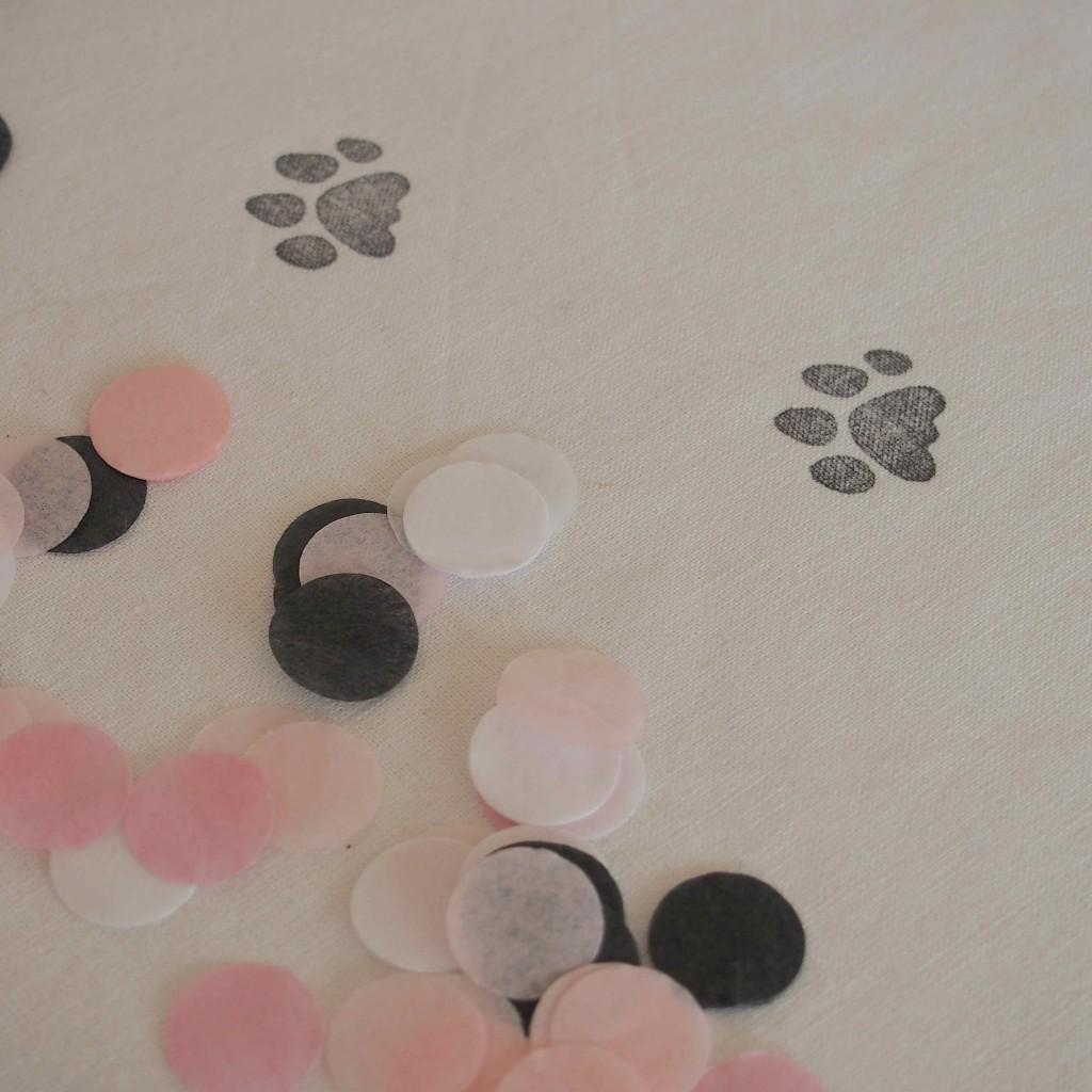 confettis chat