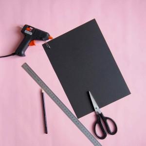 rosaces rose caramelle carnet d 39 inspiration. Black Bedroom Furniture Sets. Home Design Ideas
