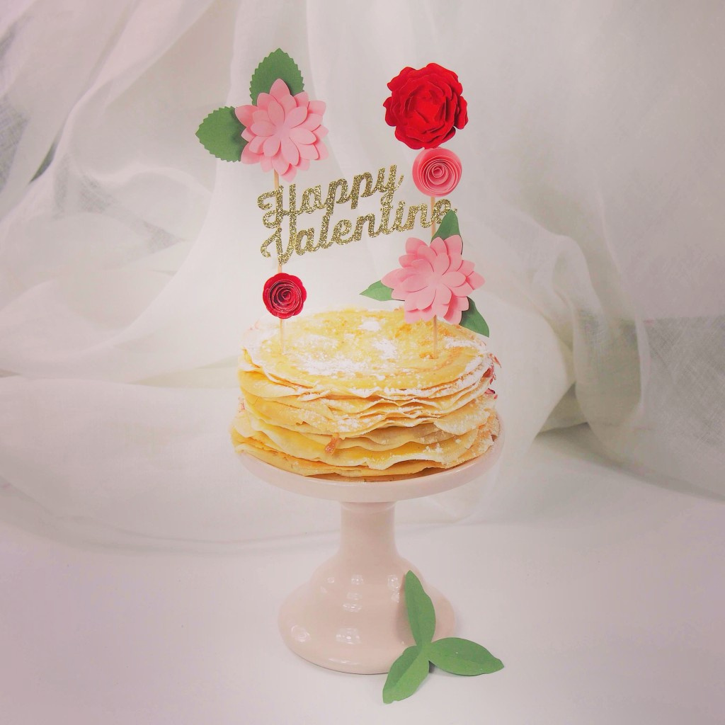 cake topper st valentin