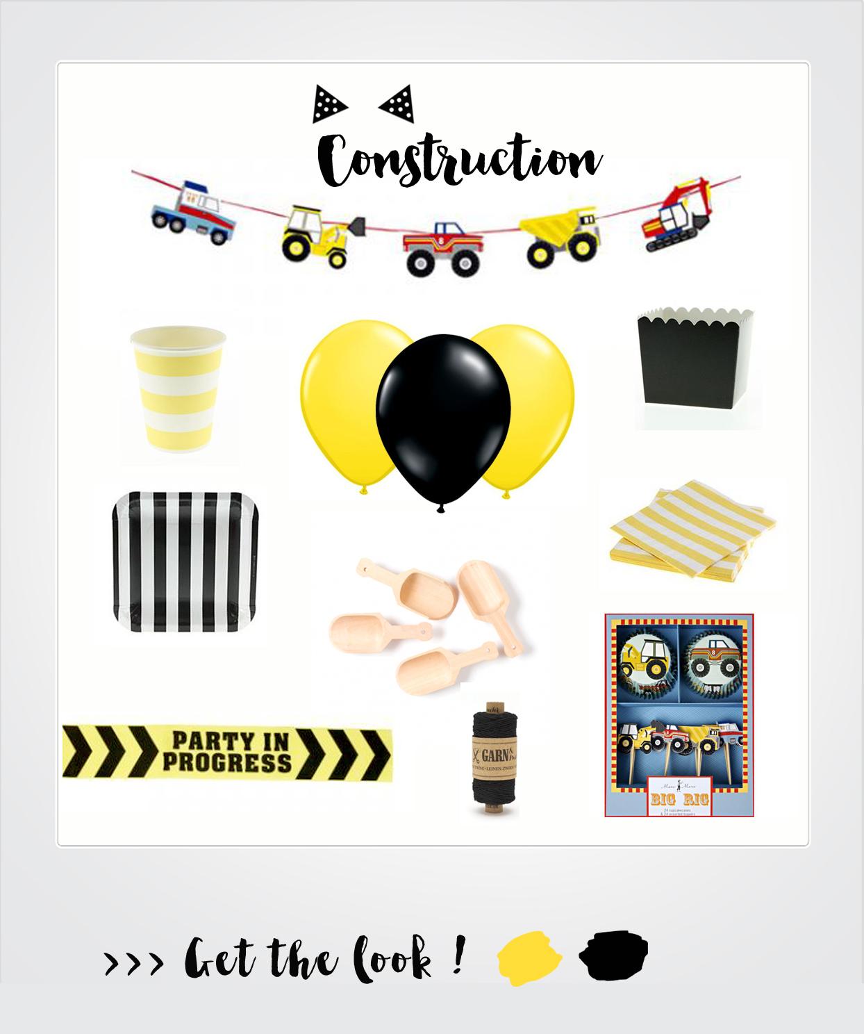 truck party rose caramelle carnet d 39 inspiration. Black Bedroom Furniture Sets. Home Design Ideas