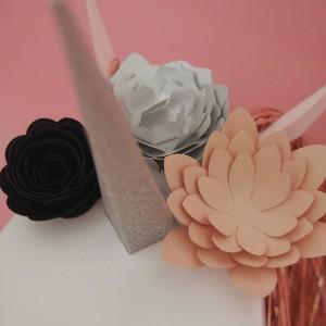 fleurs licorne