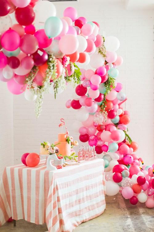 décor ballons