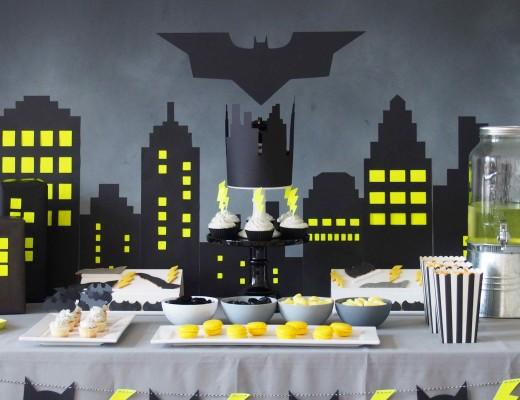 anniversaire batman