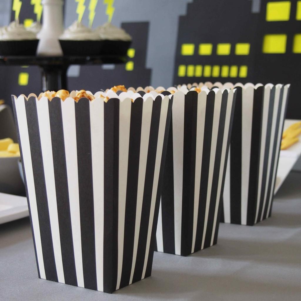 boîte popcorn