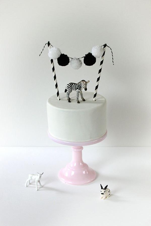 cake topper animal