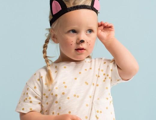 deguisement chat enfant