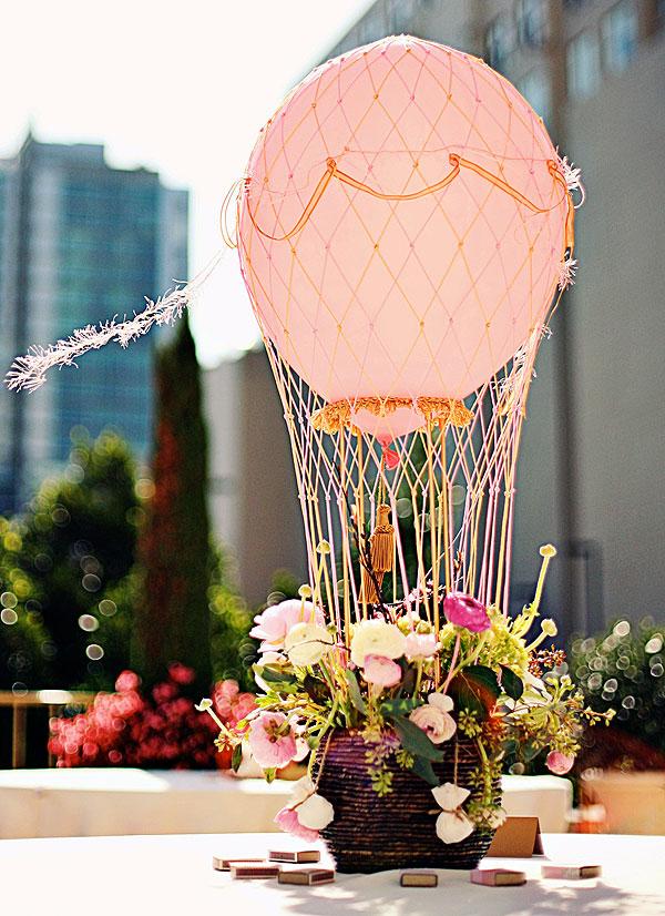 ballon montgolfière