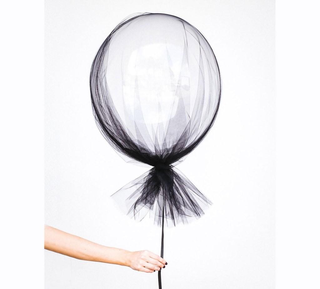ballon tulle