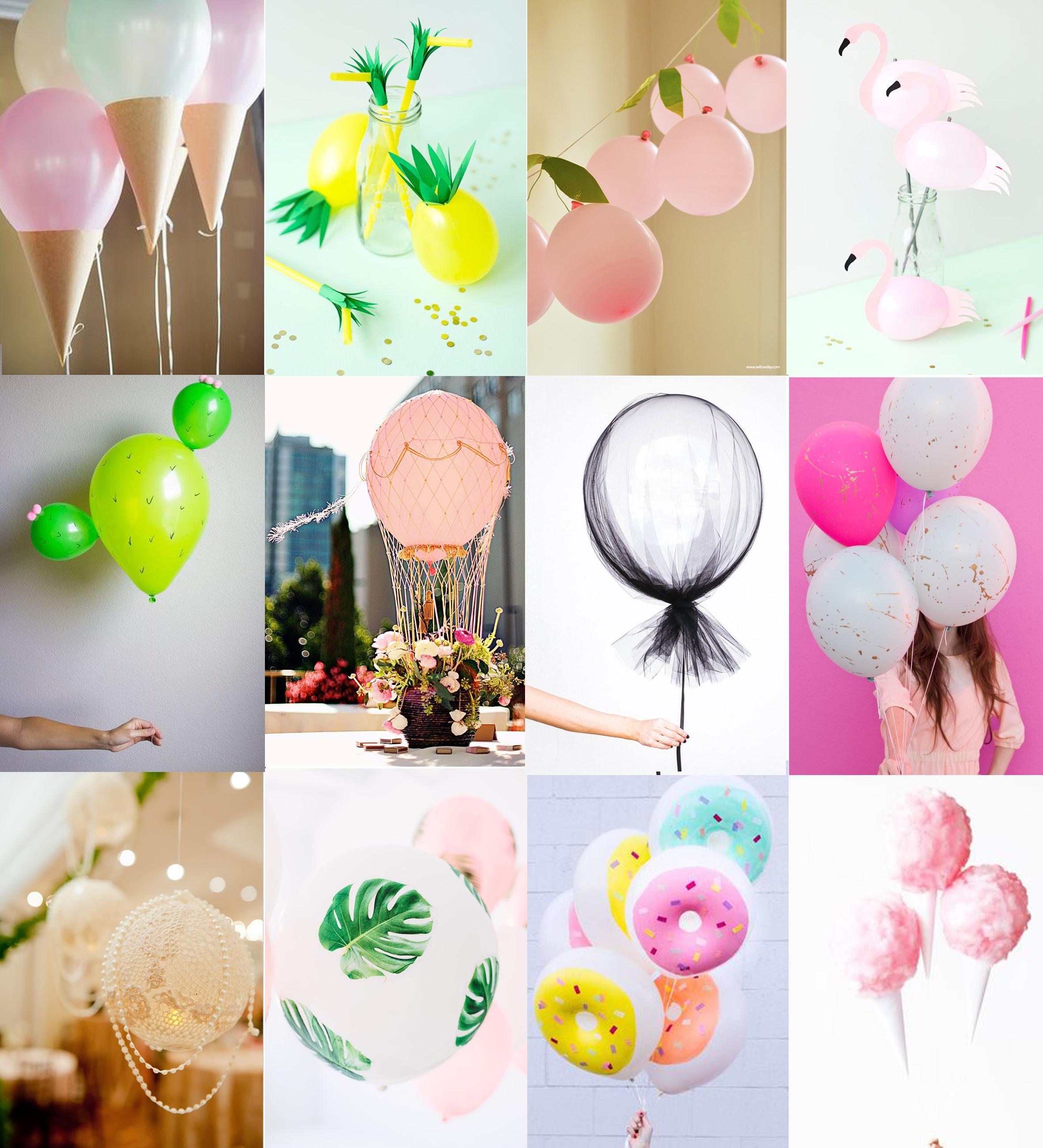 pimp tes ballons rose caramelle carnet d 39 inspiration. Black Bedroom Furniture Sets. Home Design Ideas