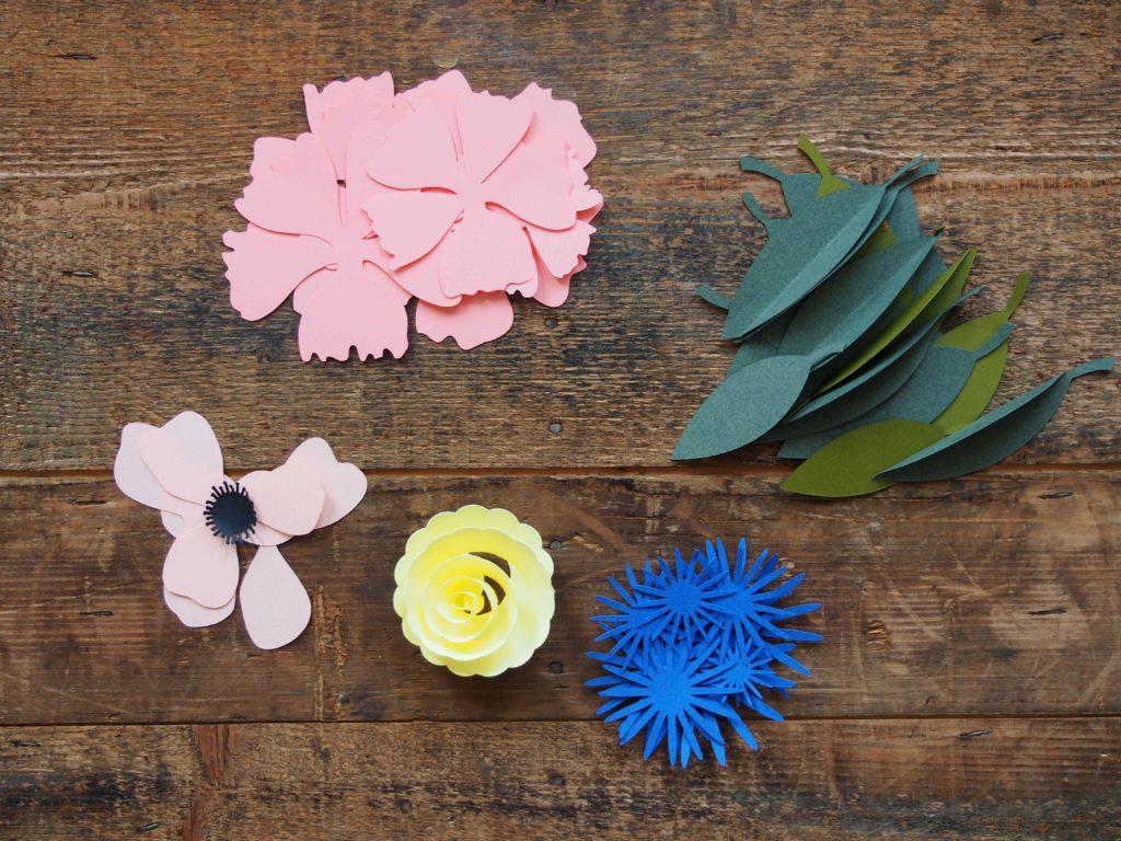 fleurs-papier-diy