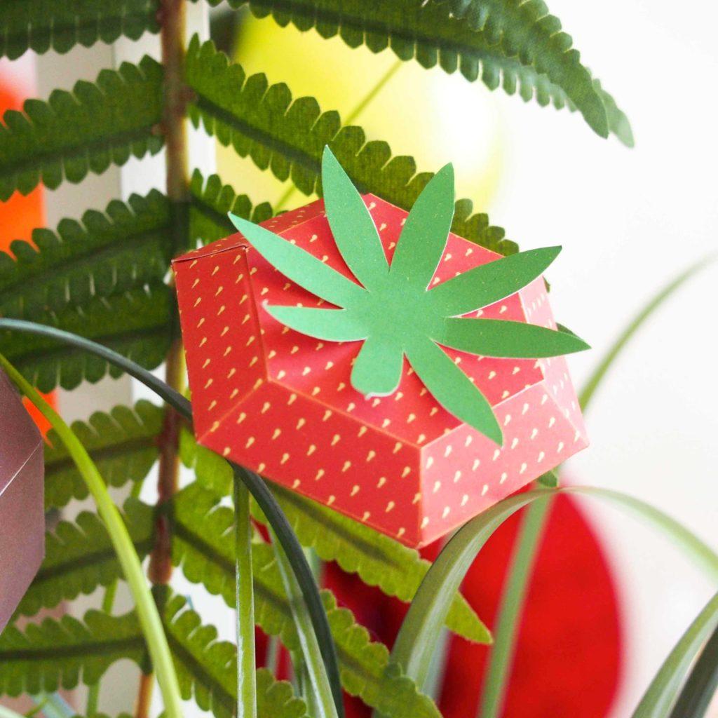 fraise-en-papier