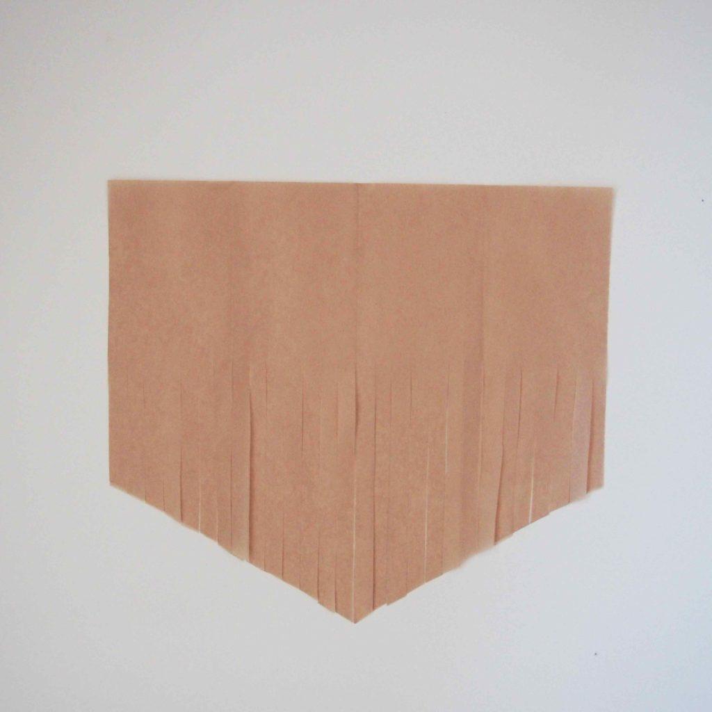 tissage papier de soie