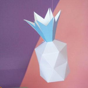 ananas-en-papier