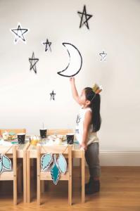 mobile-lune-etoiles-deco-anniversaire