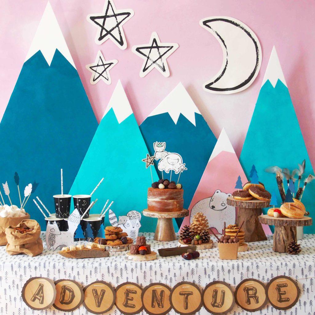 anniversaire-theme-montagnes