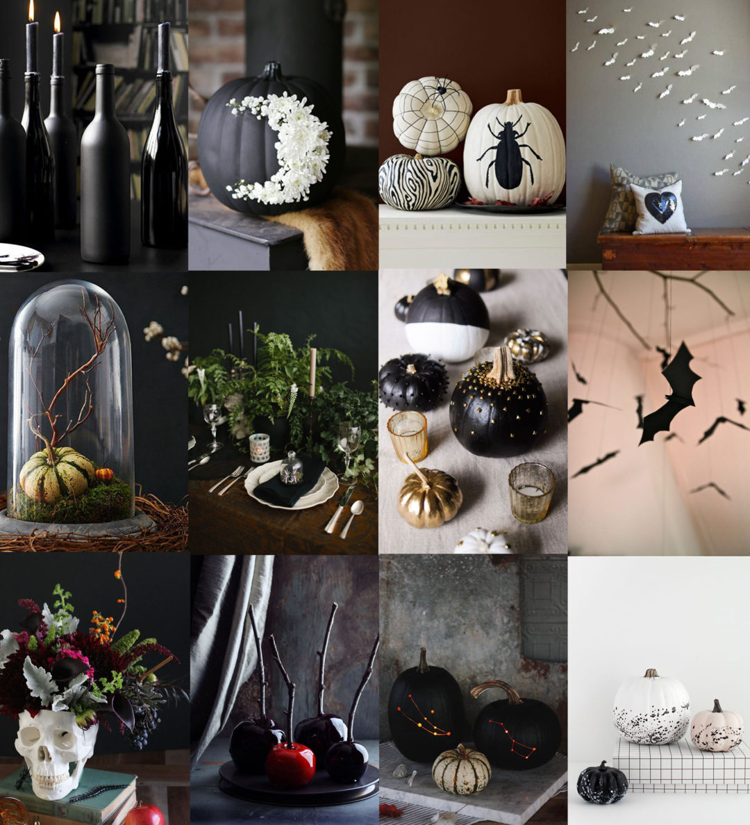Halloween idées déco