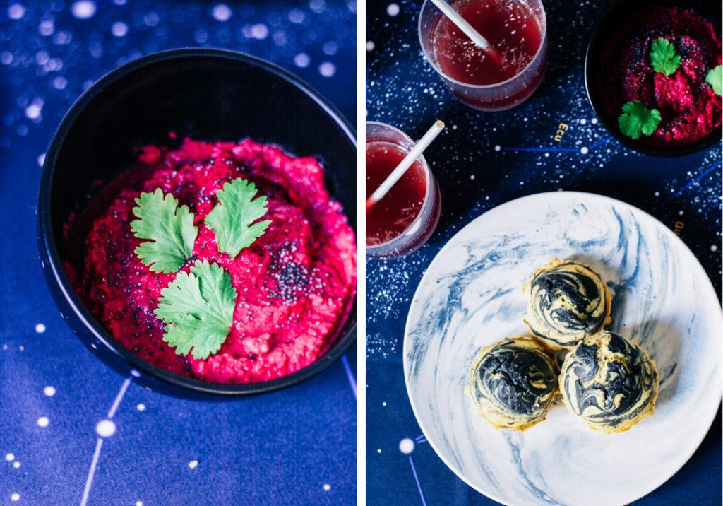 recettes intergalactiques