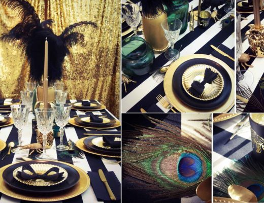 Décoration Gatsby