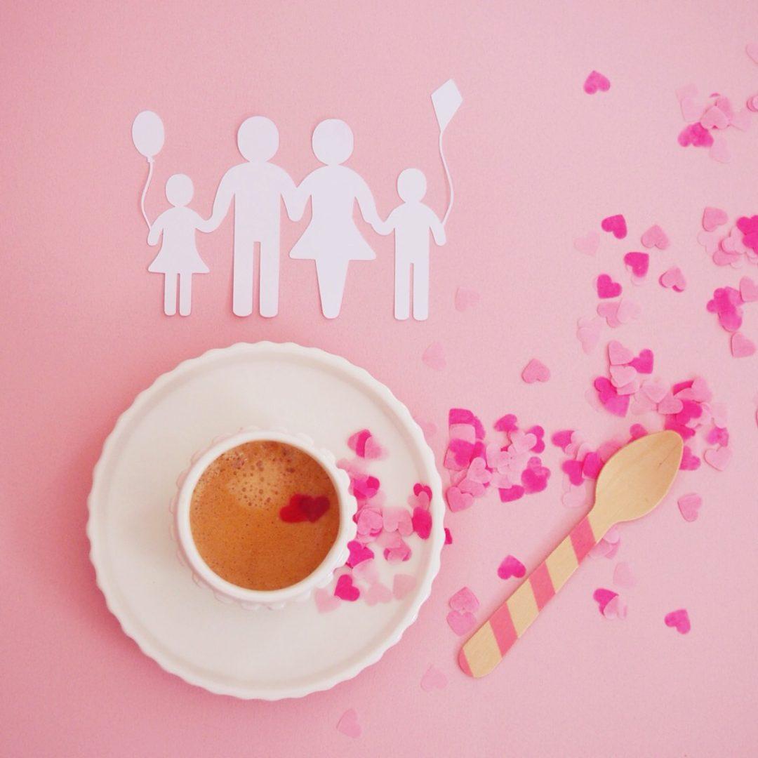 confettis coeur