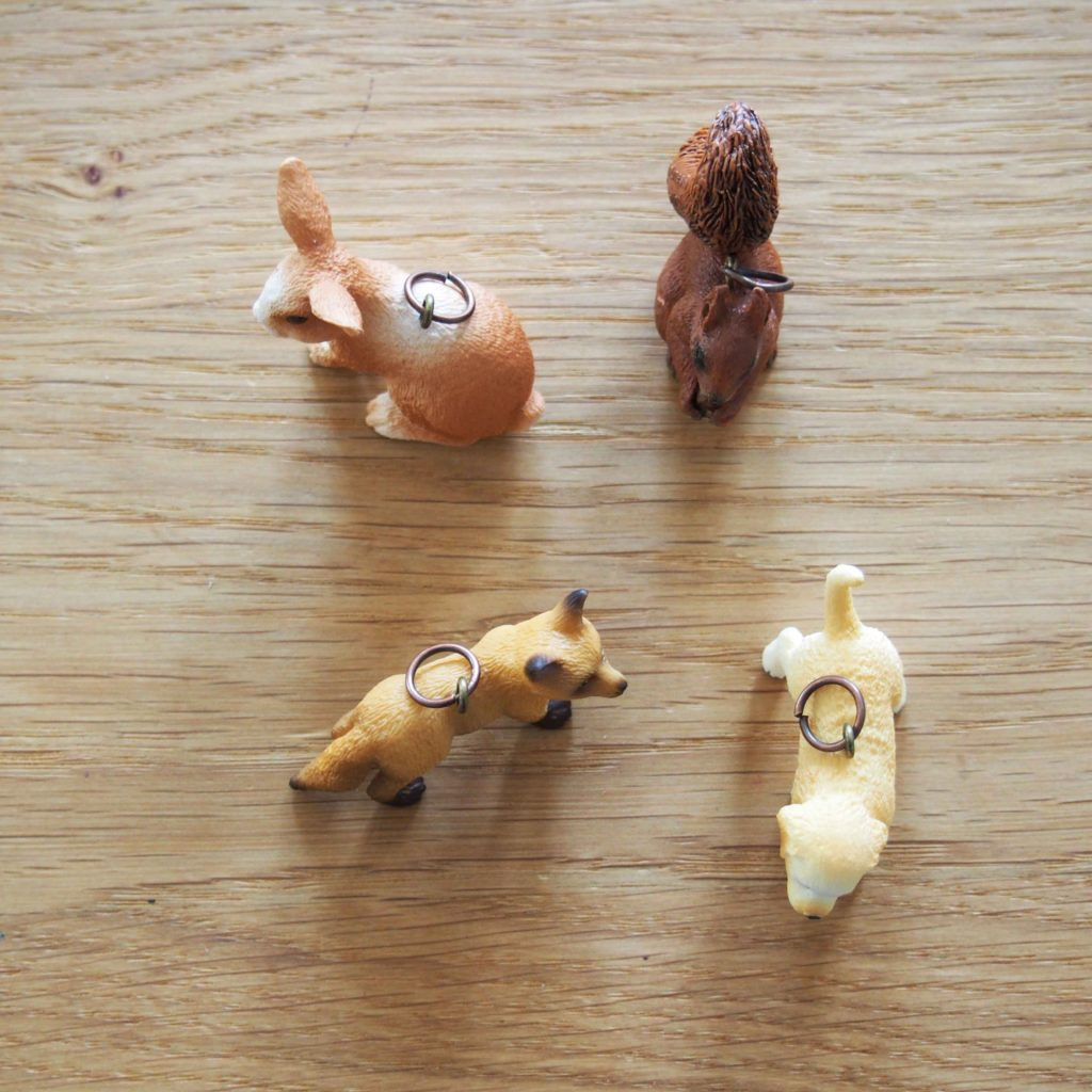 collier animaux diy
