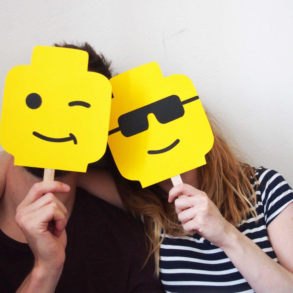 masques lego