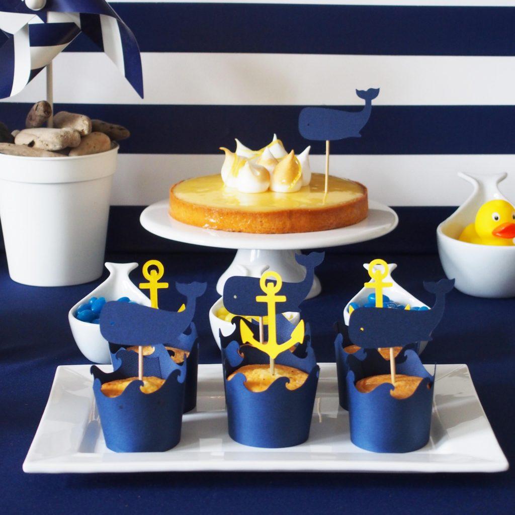 gâteau baleine