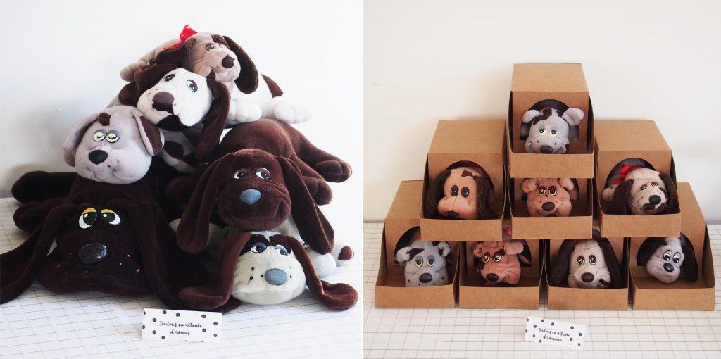 accessoires déco anniversaire chien