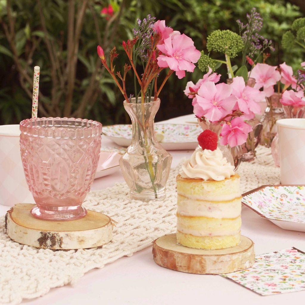 recette mini layer cake
