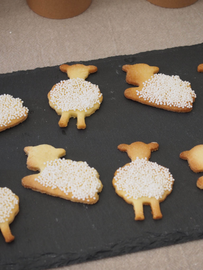 biscuits mouton