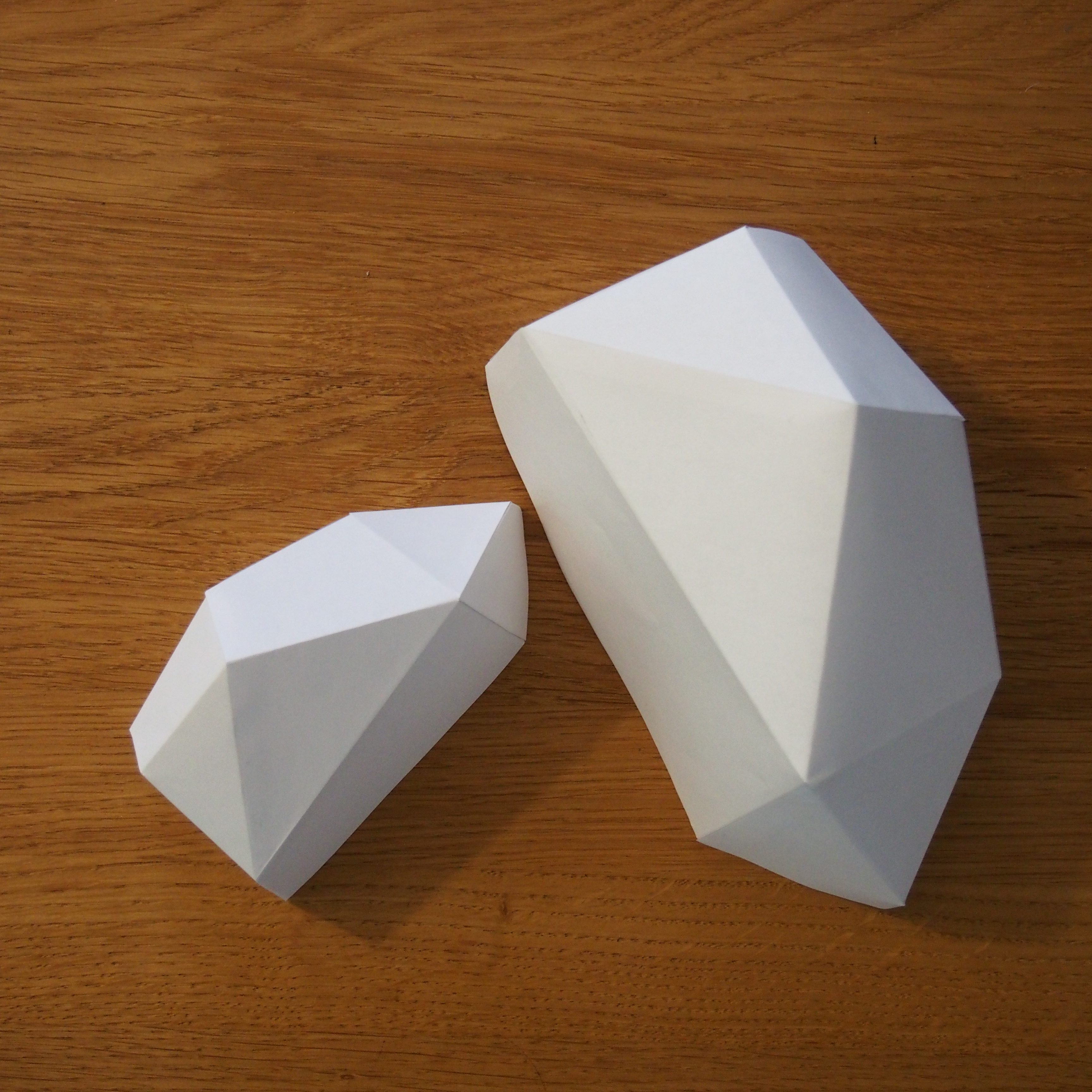 iceberg papier
